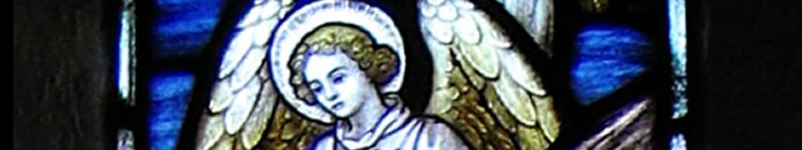 Detail from the Lady Chapel Nativity