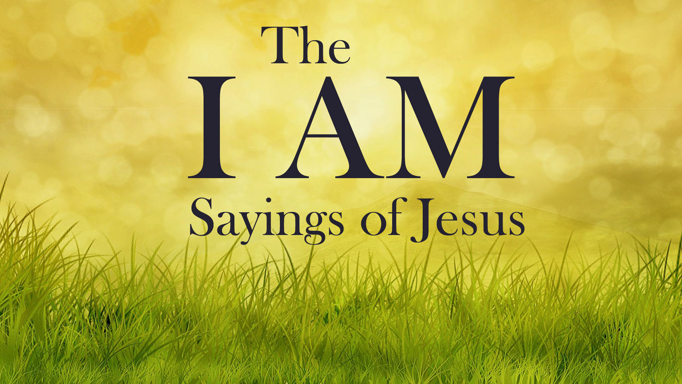 "the great i am sayings of The ""i am"" statements of jesus absolute ""i am"" statements, 6:20 8:24, 28, 58 18 :5 metaphorical ""i am"" statements 1 i am the bread of life, 6:35, 48, 51 2 i am."