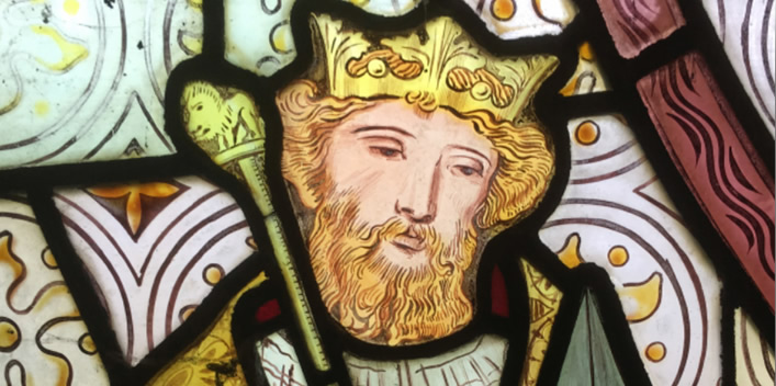 The restoration of the William Morris stained glass windows
